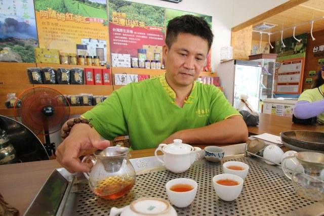 華秝農場茶油故事館25
