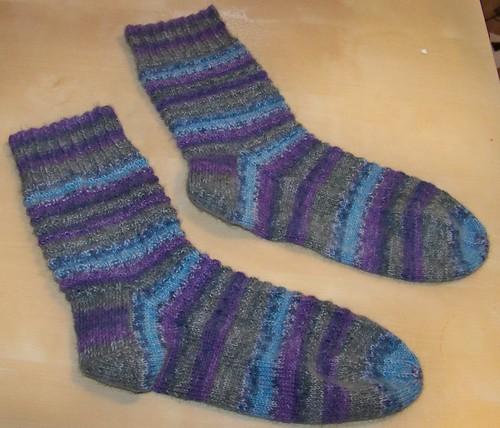 Dusk Socks 1
