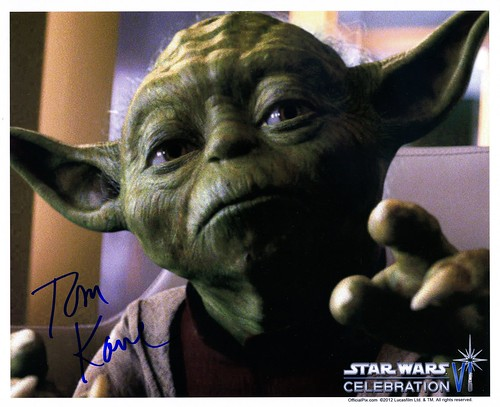 004-Tom Kane-Voice of Yoda