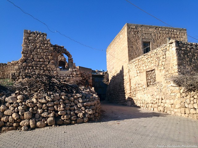 Midyat's Old City