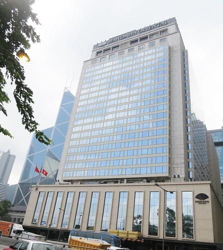 [2013香港] 文華東方酒店住宿!! (上) 意外的免費早餐 @ macaron 的餐盤筆記 :: 痞客邦