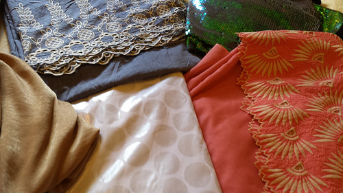 Darn Cheap Fabrics haul October 15 2013