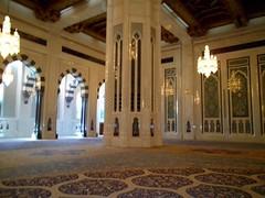 La Grande Moschea di Muscat - Oman