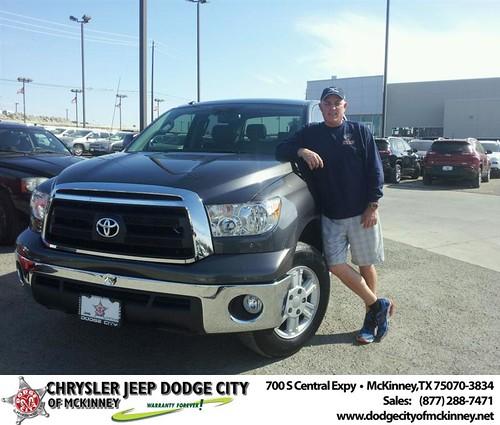 David J. Thayer by Dodge City McKinney Texas