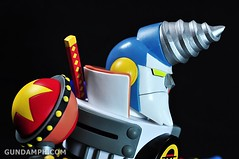 Banpresto One Piece WCF Mega Franky Shogun Review (16)