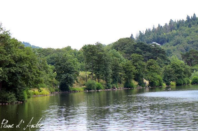 Lac de Chambon