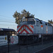Caltrain - double decker train