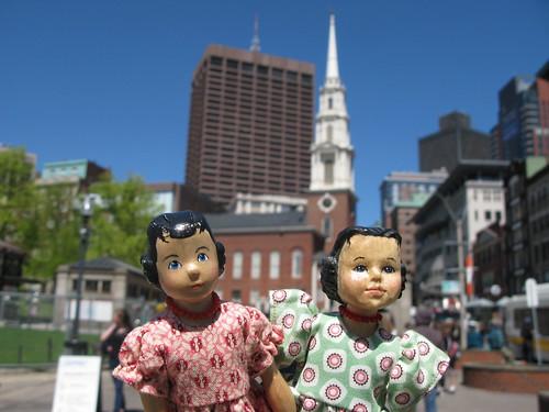 Our trip to Boston, MA
