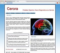 Health Datapalooza: Cerora