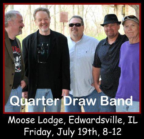 Quarter Draw Band 7-19-13