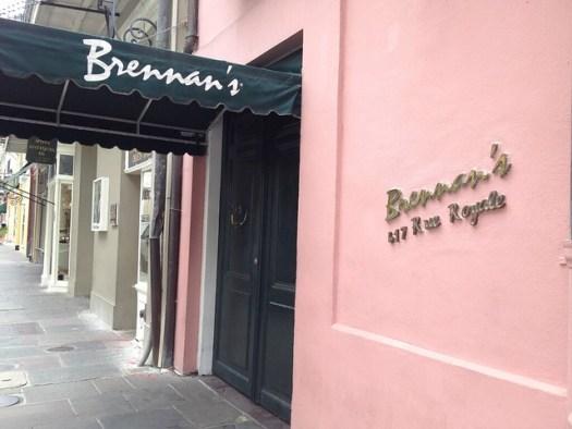 Brennan's, New Orleans