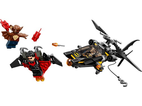 76011 Batman Man-Bat Attack