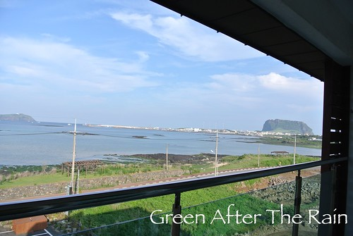 Arumdaum Resort Jeju Balcony View