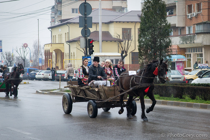 Horses' Easter, Targoviste, Romania, March 2014