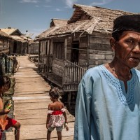Photo Documentary: The Bajau Sea Gypsies off the coast of Malenge Island