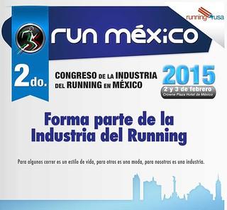 Congreso Running México 2015