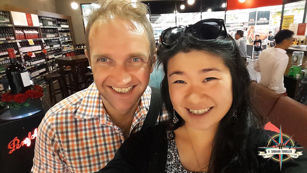 Penfolds, Food and Wine Tasting, Australia Ambassador, Patrick Dowling, Giant City Mall, Winecellars, Kota Kinabalu, Sabah, Chloe Tiffany Lee (9)