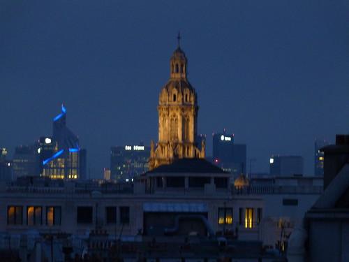 La Trinité at Night
