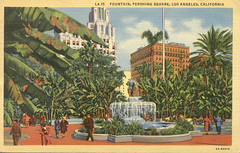 Pershing Square before the 1951 remodel