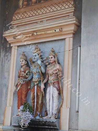 Vaikunta Perumal Temple, Mangadu