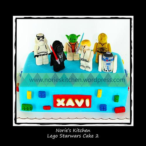 Norie's Kitchen - Lego Starwars 2 by Norie's Kitchen