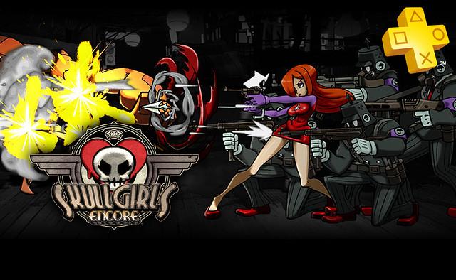 Plus - Skullgirls Encore