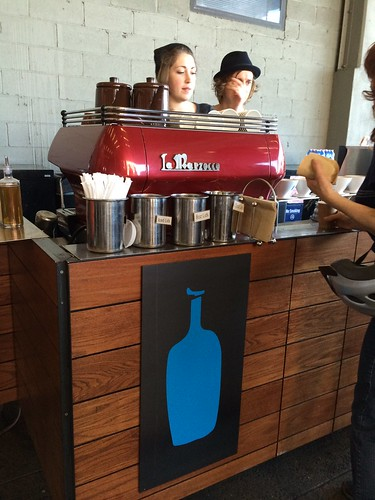 High Line - Blue Bottle Coffee