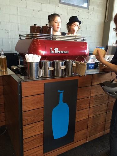 High Line - Blue Bottle Coffee