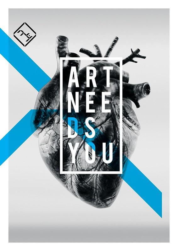 Barclays L'Atelier - Art Needs You 2