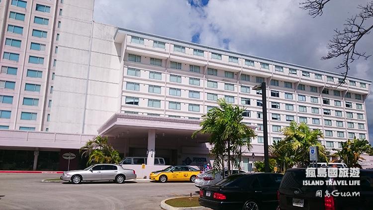 02悅泰飯店Guam