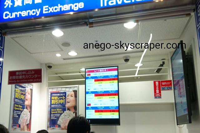 travelex 1台湾ドル=3.78円より