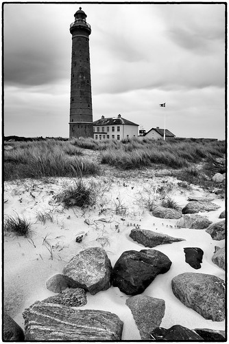 Skagen Lighthouse by Davidap2009