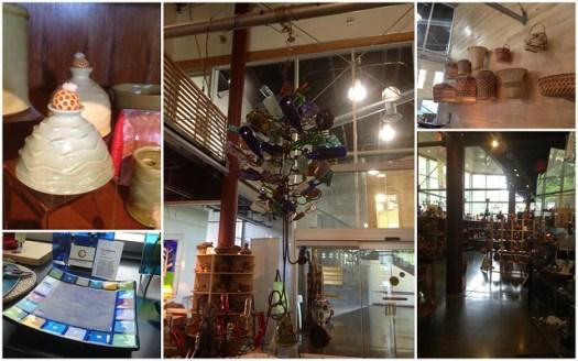Mississippi Crafts Center, Ridgeland MS