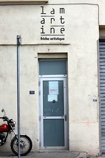 friche Lamartine (Lyon, 2013)