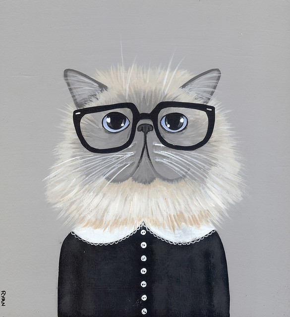 Persian Hipster