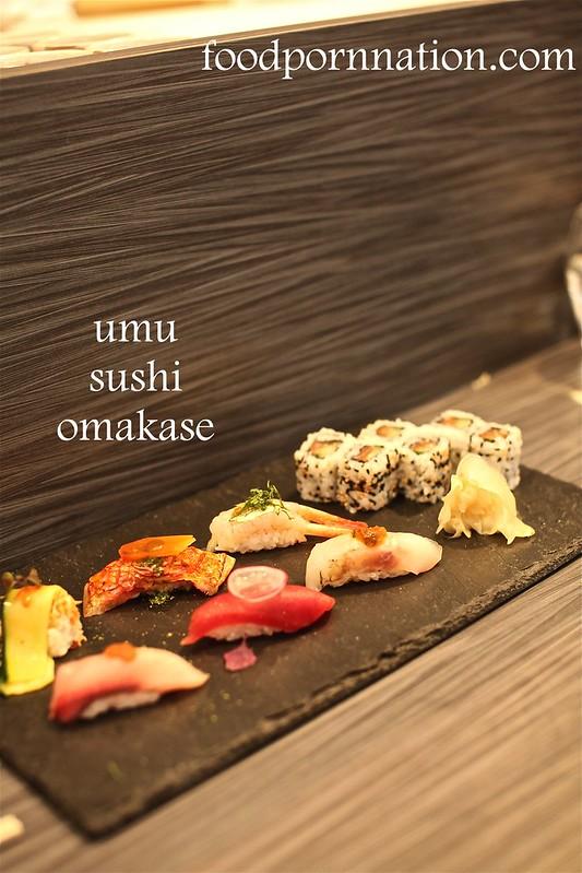 sushi omakase