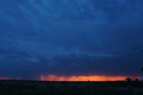 Emma: beautiful sunset