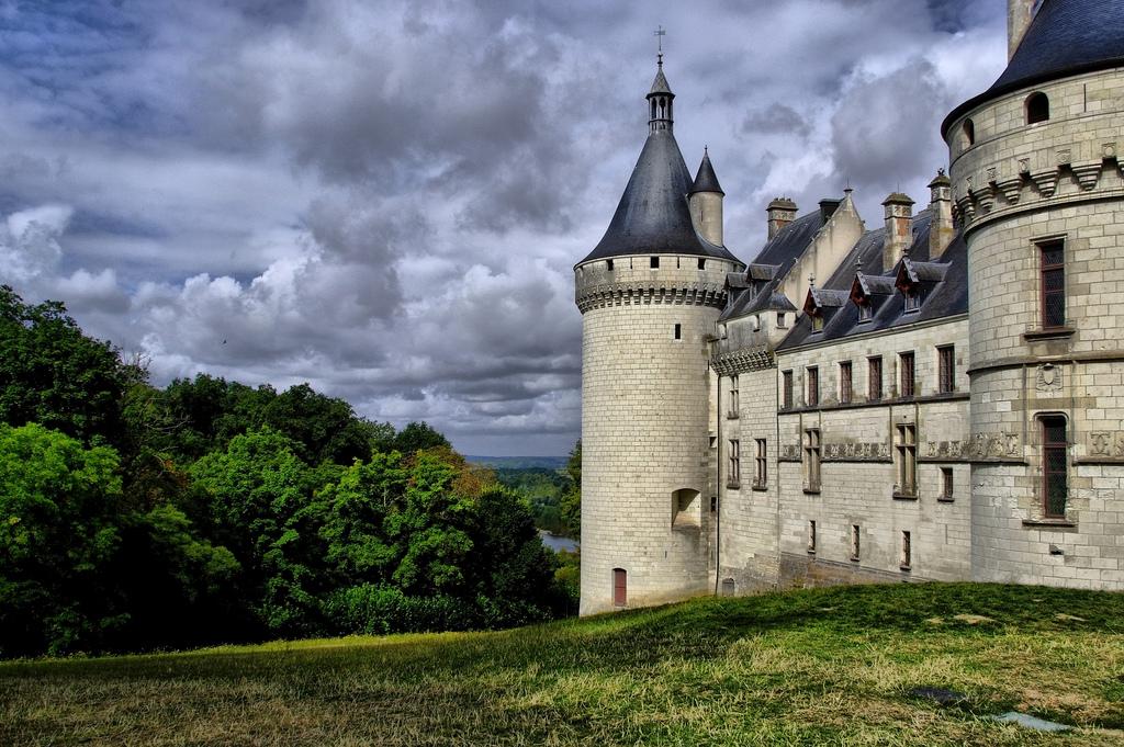 Castillo de Chaumont sur Loire. Autor, Jordi Chueca