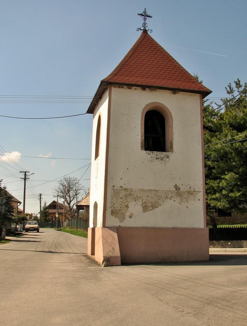Zvonica v M. Krtíši