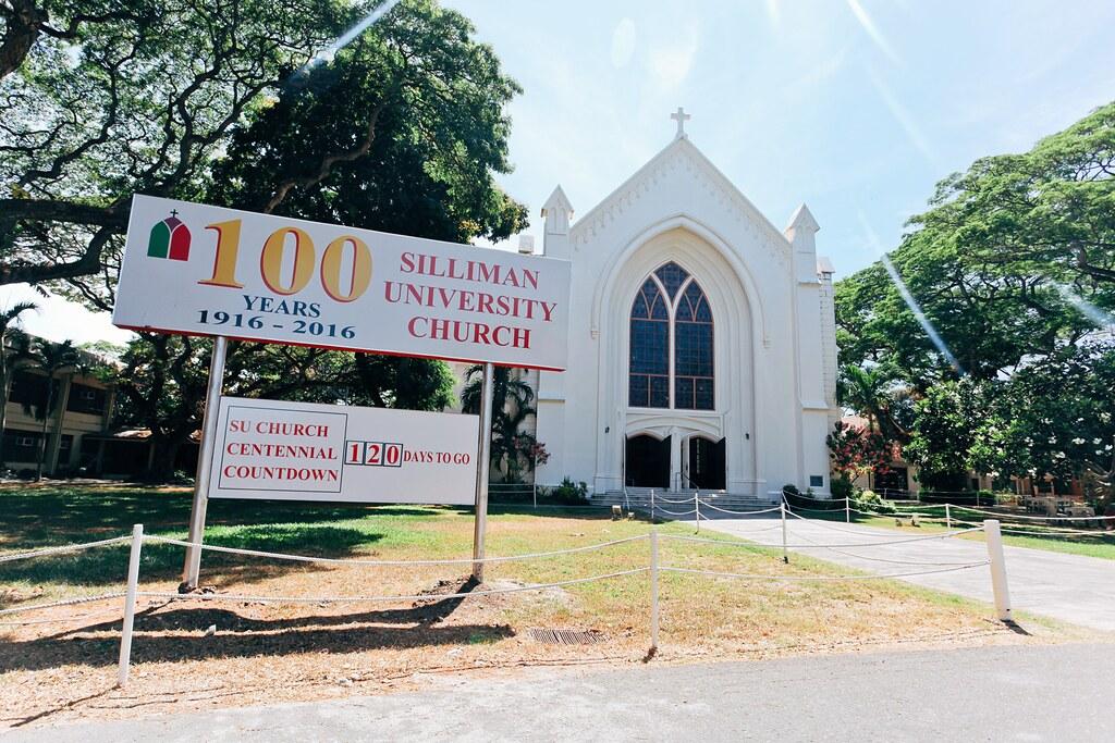 Silliman University Church, Dumaguete