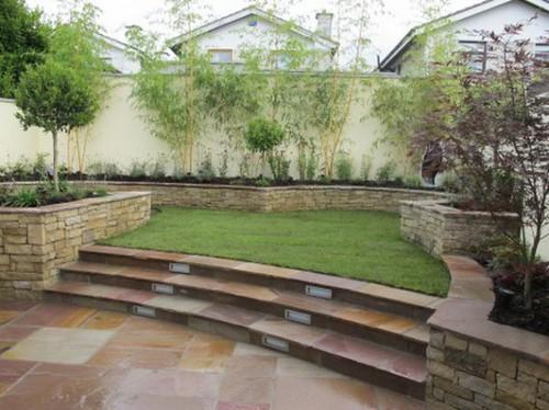 Rock Wall Design Ideas - Parsons Rocks! on Unlevel Backyard Ideas id=34073