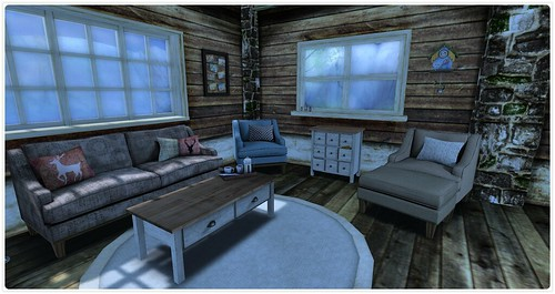 Zacca Living Room