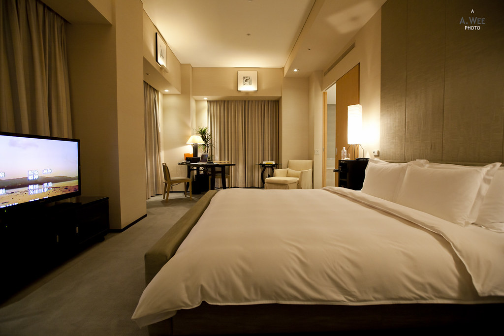 Perspective of Park Deluxe Room