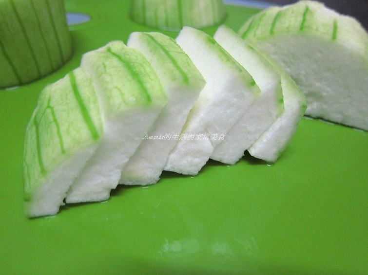 培根拌炒絲瓜 (1)