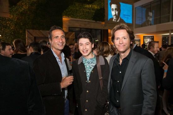 Adam Cahan, Nick D'Aloisio, Trevor Traina