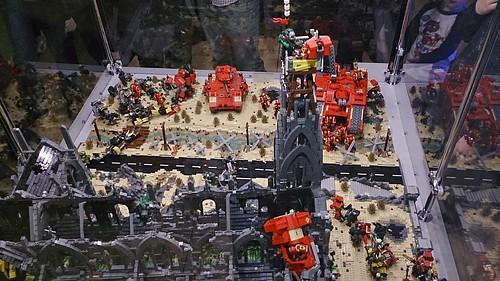 Wroclaw 2014 Wystawa klockow LEGO Klockomania 13-2