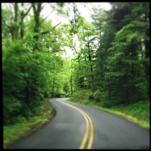 The Long and Winding Road by charmingchris