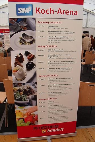 Pforzheim handelt - Kochshow