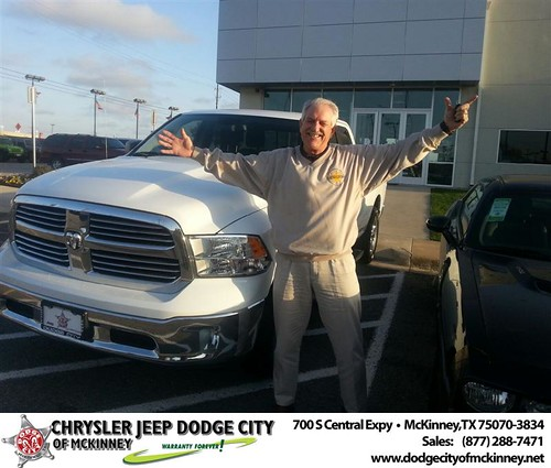 Happy Birthday to James A Dickey from Nichole Betts  and everyone at Dodge City of McKinney! #BDay by Dodge City McKinney Texas
