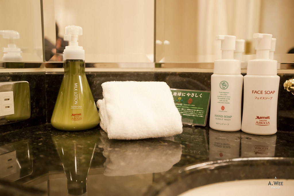 Hand soap and amenity